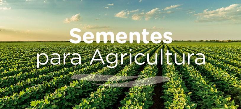 Sementes Agrícolas na Agrosolo