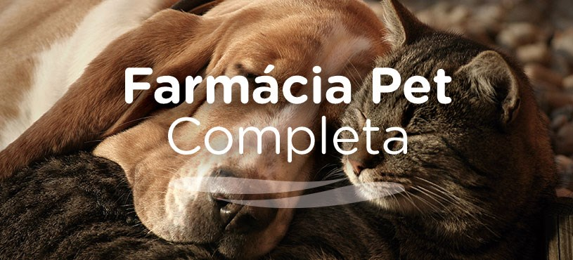 Farmácia Pet na Agrosolo