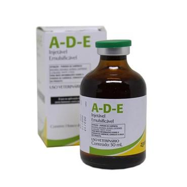 A-D-E  Injetável Emulsificável Zoetis Uso Veterinário