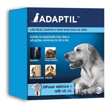 Adaptil Difusor + Refil para Cães 48ml - CEVA