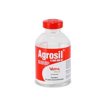 Agrosil 6.000.000 Antibiótico Injetável 15ml - Vansil