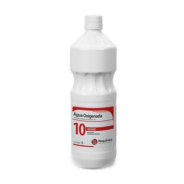 Água Oxigenada 10 Volumes 1 litro - RioQuimica