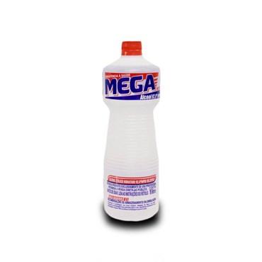 Alcool Líquido 92,8% INPM Neutro 1 Litro - Mega Química