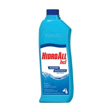 Algicida HCL Manutenção Para Piscina 1l