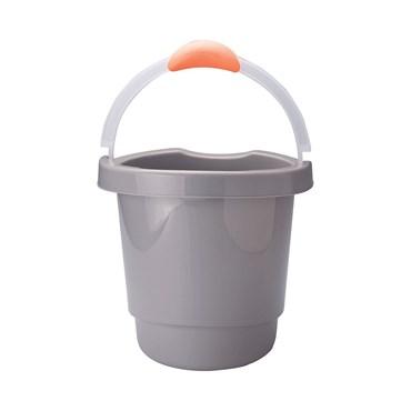 Balde de Plástico 12 litros com Alça Fluir - Plasútil