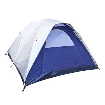Barraca Dome Para Camping Com Sobreteto Aluminizado - Nautika