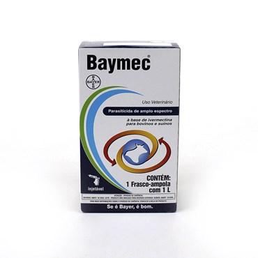 Baymec Parasiticida para Bovinos e Suínos 1 litro - Bayer