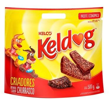 Bifinho Criadores Keldog sabor Churrasco 500g