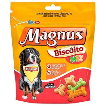 Biscoito Magnus Croc Mix para cães Adultos 1kg