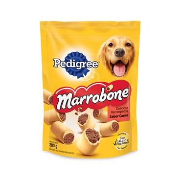 Biscrok Pedigree Marrobone Biscoitos para Cães Adultos Sabor Carne 200g