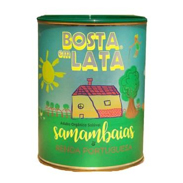 Bosta Em Lata - Fertilizante Orgânico Para Samambaia e Renda Portuguêsa 400g