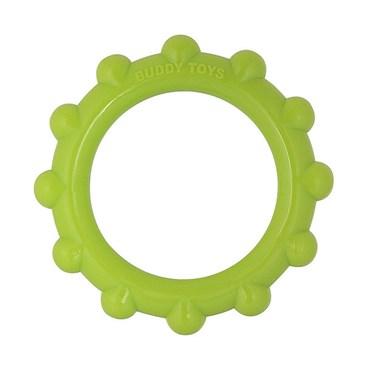 Brinquedo de Nylon Disco Verde Para Cães - Buddy Toys