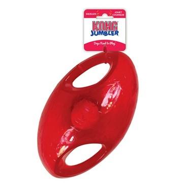 Brinquedo Kong Jumbler Football Assort L/XL