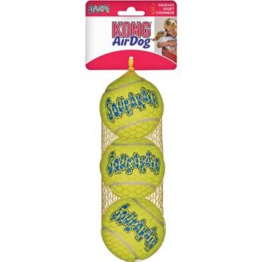 Brinquedo Kong Squeaker Tennis Balls Medium AST2