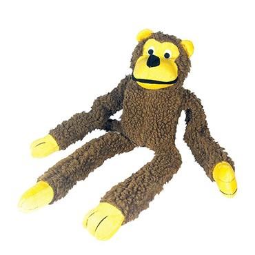 Brinquedo Macaco de Pelúcia Chalesco para Cachorro Ref. 70361