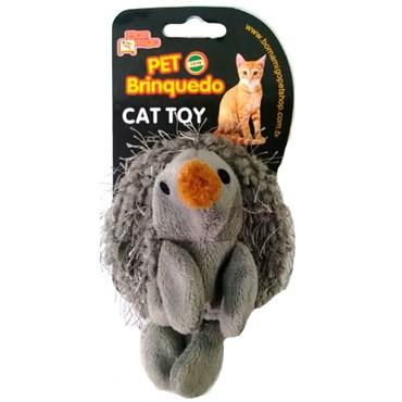 Brinquedo para gatos Porquinho do Mato - BOM AMIGO