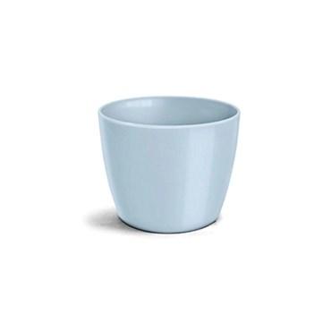 Cachepô Elegance Redondo Mini Ideal Para Suculentas - Nutriplast