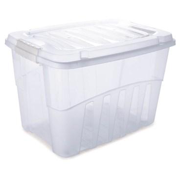 Caixa Organizadora Gran Box 29 Litros Ref. 12916 - Plasútil