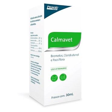 Calmavet Calmante Natural Para Cães e Gatos 30ml - ProventS