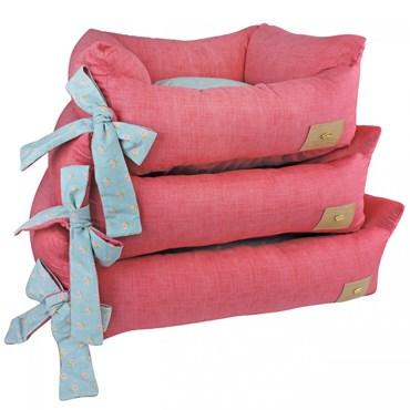 Cama Grace Encante Floral Pink G - Bonito pra Cachorro