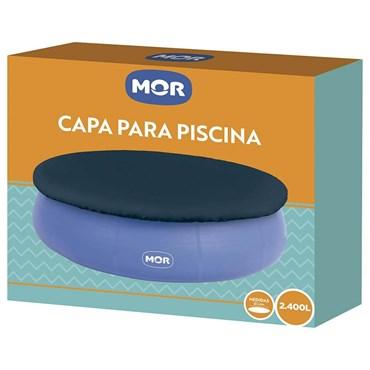 Capa para Piscina Redonda Inflável de 2400 litros - Mor