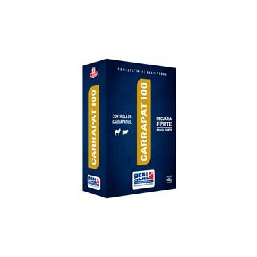 Carrapat 100 para Controle de Carrapatos em Bovinos - Real H