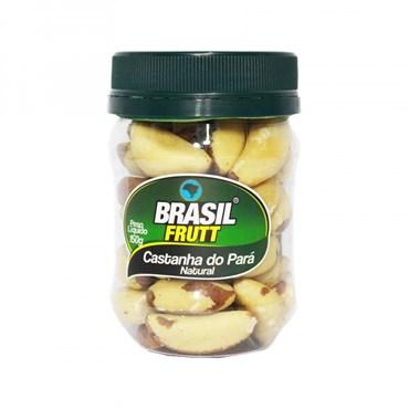Castanha do Pará Natural 150g - Brasil Frutt