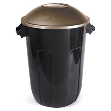 Cesto para Lixo Ecoblack - Plasútil