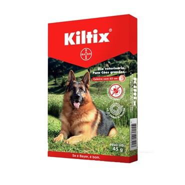 Coleira Kiltix (G) Contra Carrapato Cães Acima de 20 kg - Bayer