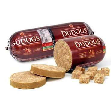 Combo Ração Úmida para Cães Dudog's Bisnaga 1kg com 2 Unidades + Ralador