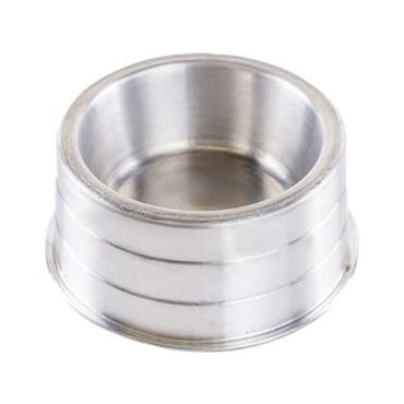 Comedouro/Bebedouro Pesado de Alumínio - NF Pet
