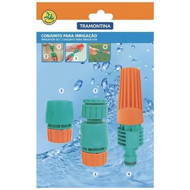 Conjunto Para Irrigação Com Engates Rápidos 78580/610 - Tramontina