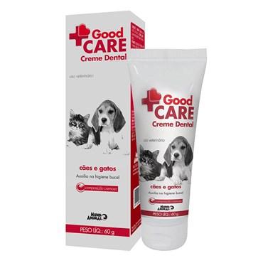 Creme Dental Good Care Para Cães e Gatos 60g