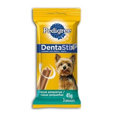DentaStix Pedigree para Cães de Raças Pequenas com 3 Unidades 45g
