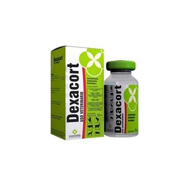 Dexacort Antialérgico e Anti-Inflamatório Para Animais 10ml