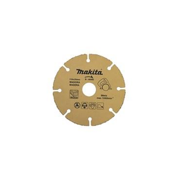 Disco de Serra para Madeira Mármore B-40668 - Makita