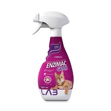 Eliminador de Odores e Manchas Enzimac Gatos 500 ml
