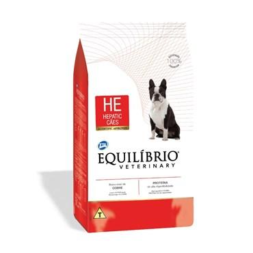 Equilíbrio Veterinary Cães Hepatic 2kg