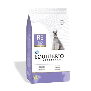 Equilíbrio Veterinary Cães Renal 2kg