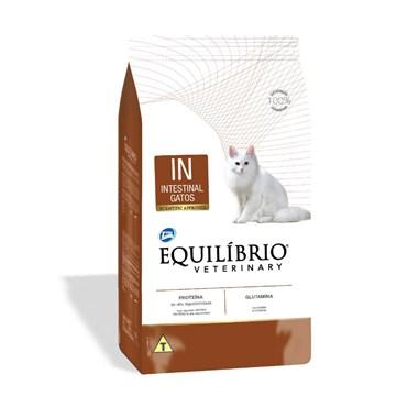 Equilíbrio Veterinary Gatos Intestinal 2kg