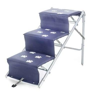 Escada Rampa One Para Pet Cor Azul - Tubline