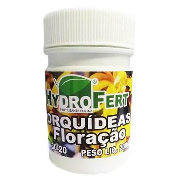 Fertilizante Foliar Hydro Fert para Orquídeas Floração 10-30-20 200g