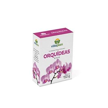 Fertilizante Mineral Misto 10-10-10 Nutriplan para Orquídeas 150g