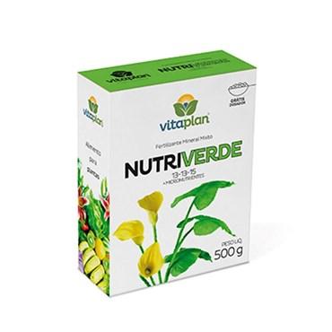Fertilizante Mineral Misto 13-13-13 e Micronutrientes NutriVerde - Nutriplan