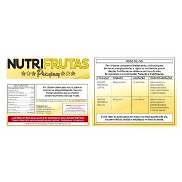 Fertilizante Mineral Misto Nutrifrutas Premium 1kg - Vitaplan