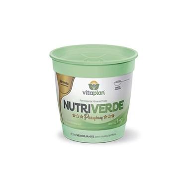 Fertilizante Mineral Misto Nutriverde Premium 1kg - Vitaplan