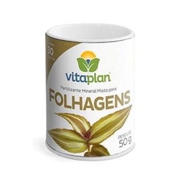 Fertilizante Mineral Misto Para Folhagens - 30 Pastilhas - Nutriplan