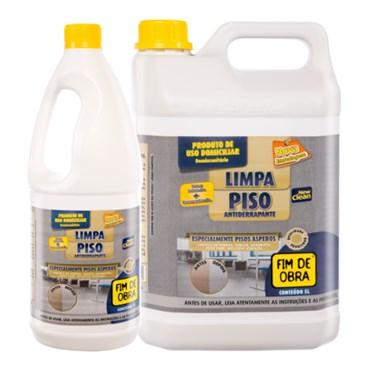 Fim de Obra Limpa Piso Antiderrapante 2 litros