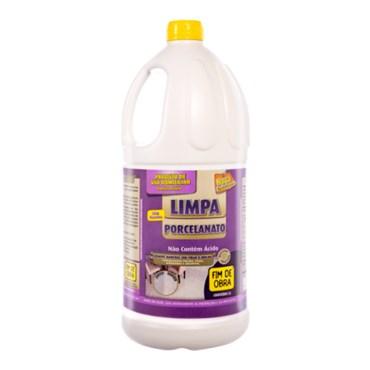 Fim de Obra Limpa Porcelanato 2 litros