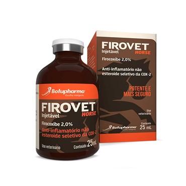 Firovet Horse Injetável 25ml - Botupharma